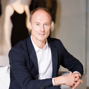 Magnus Olsson (Country Manager Greater China at H&M Hennes & Mauritz (Far East) Ltd)