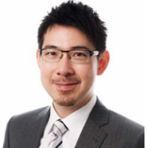 Jimmy Chiang (Associate Director-General of Investment Promotion at Invest Hong Kong)