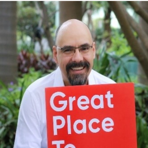 Jose Bezanilla (CEO Greater China of Great Place to Work)